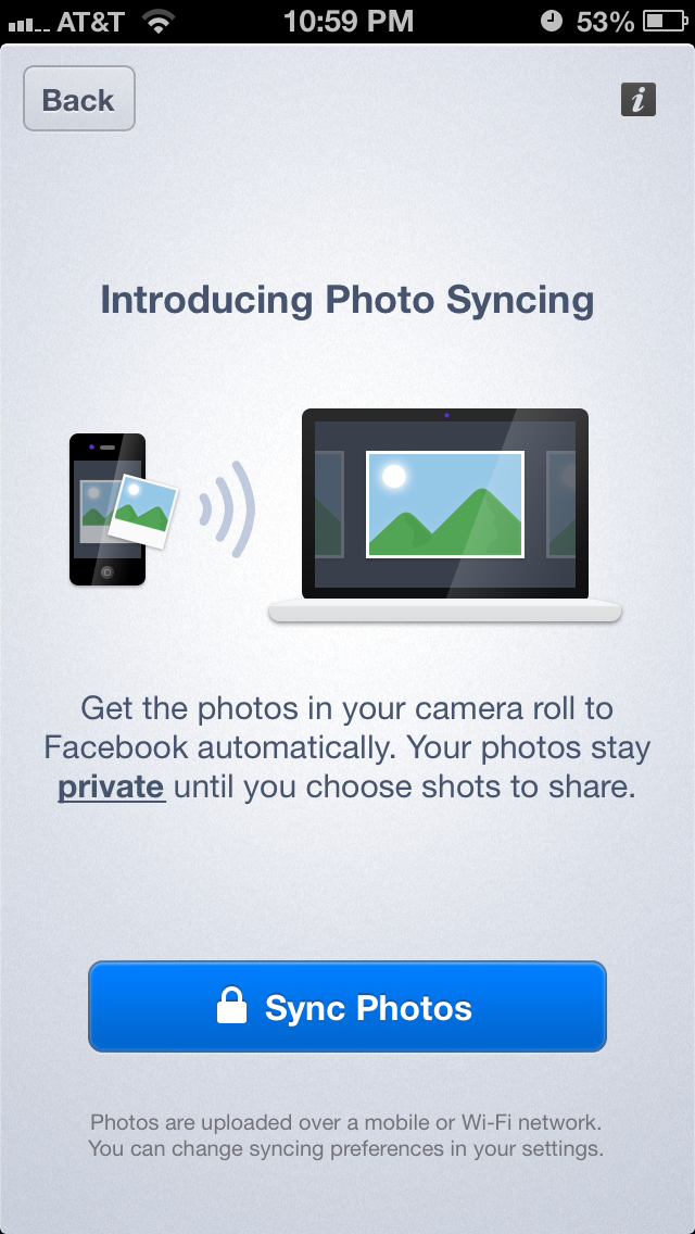Facebook Photo Sync and Twitter Email Tools Offer Users More