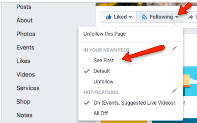How to Get ALL Notifications from a Facebook Page - Mike