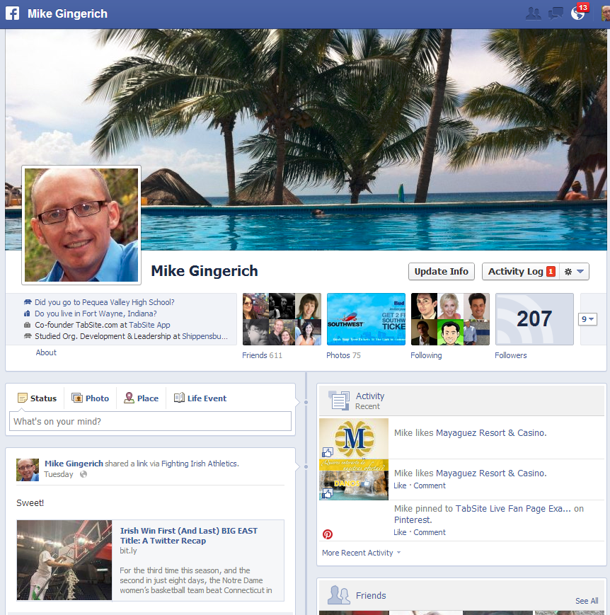 Facebook Quietly Announces MAJOR Facebook Timeline Changes for Profiles