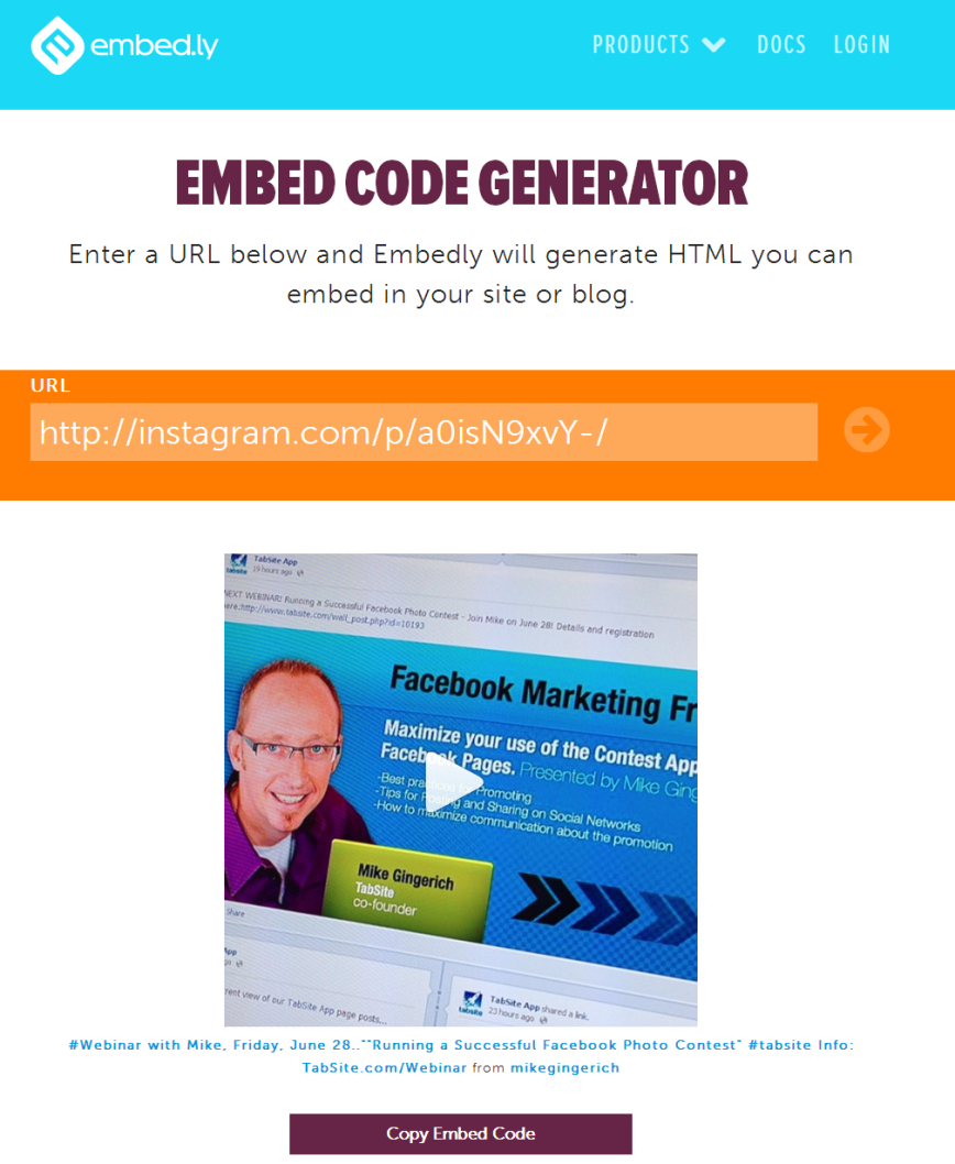 embed-ly-example