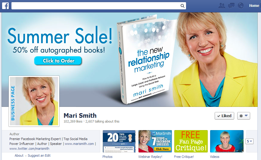 Grow your Facebook Page