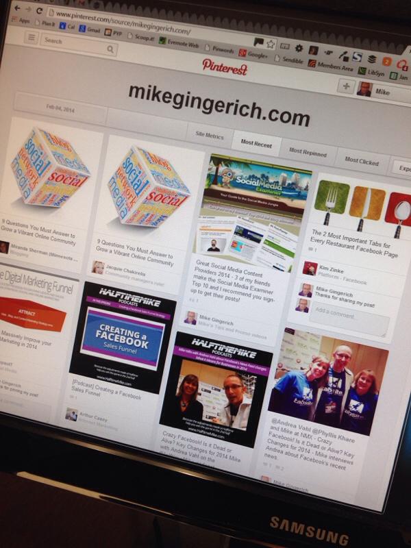 Pinterest Power Tip - Doable Digital Marketing