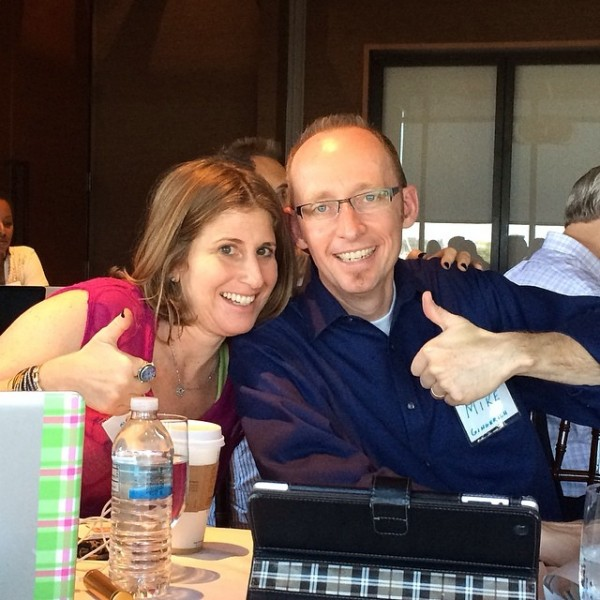 Sue B. Zimmerman and Mike Gingerich