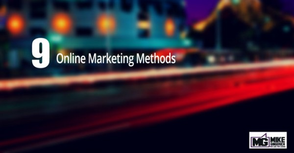 9-online-marketing-methods