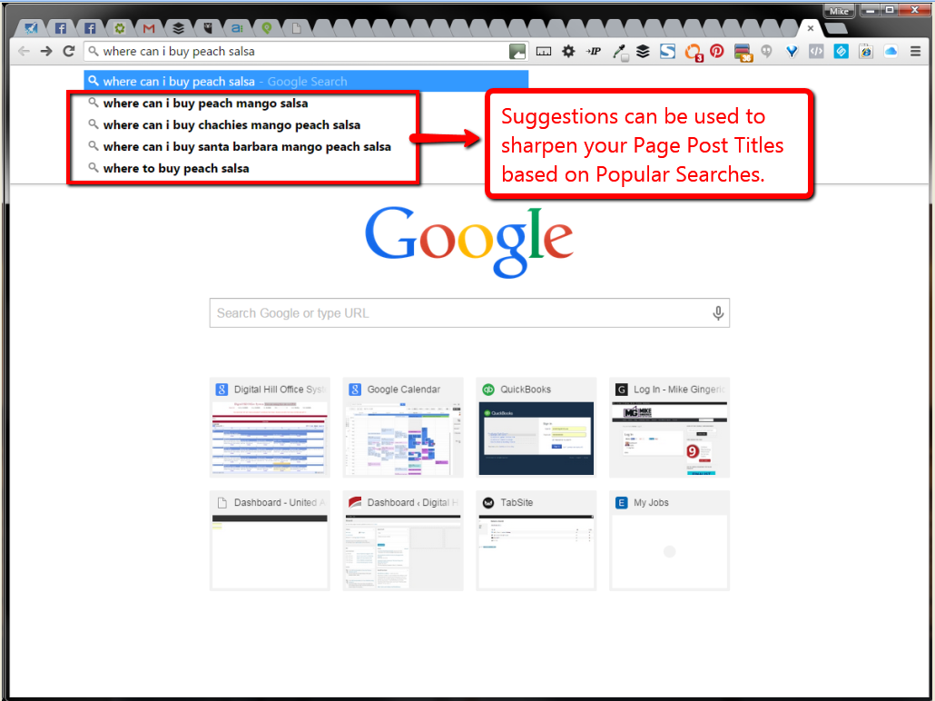 seo tips titles matter in search