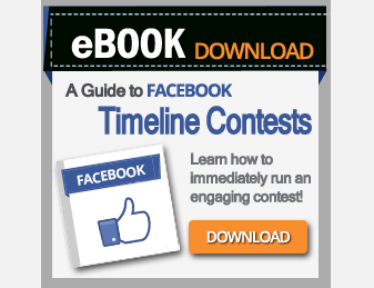 Guide to Success with Facebook Timeline Contests