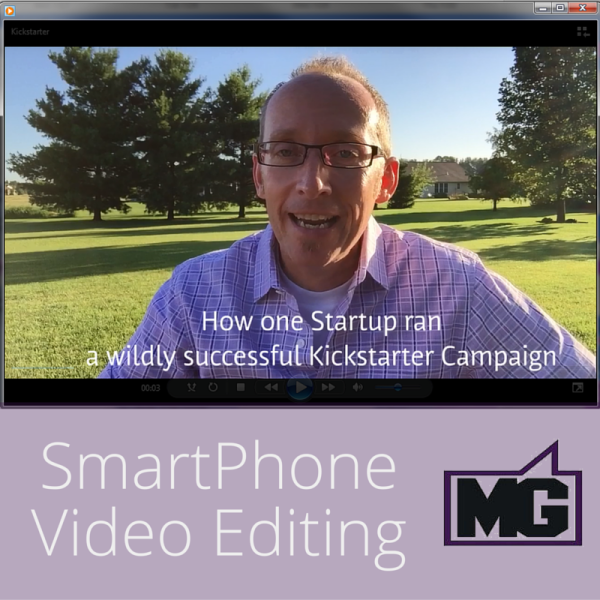 SmartPhone Video Editing