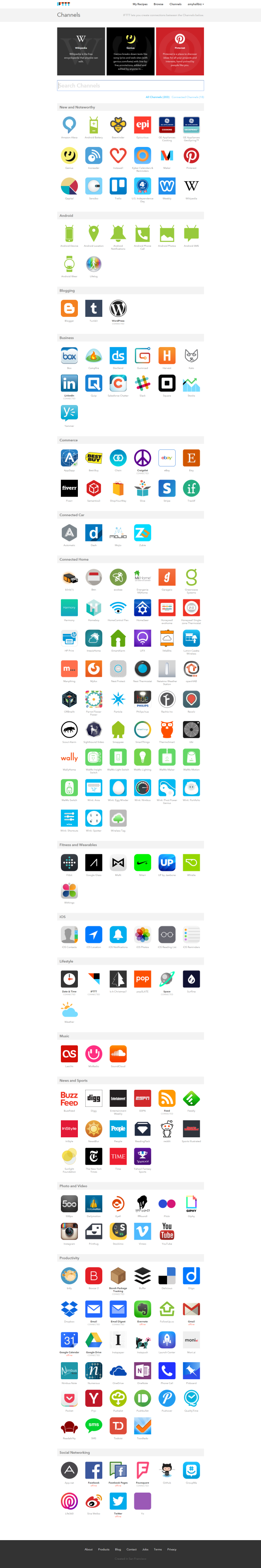 Time Saving Tools with IFTTT 1