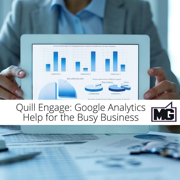 Quill Engage- Google Analytics Help for the Busy Business - 600x600