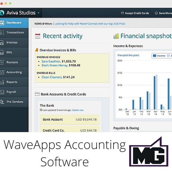 Waveapps Boatjeremyeatonco - Wave invoice software