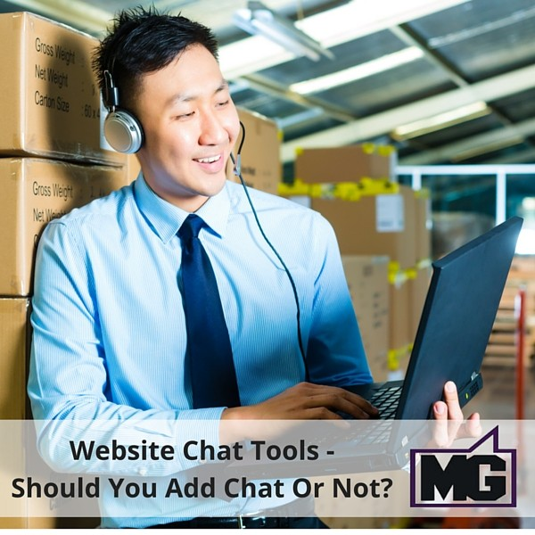 Website Chat Tools - Should You Add Chat Or Not?