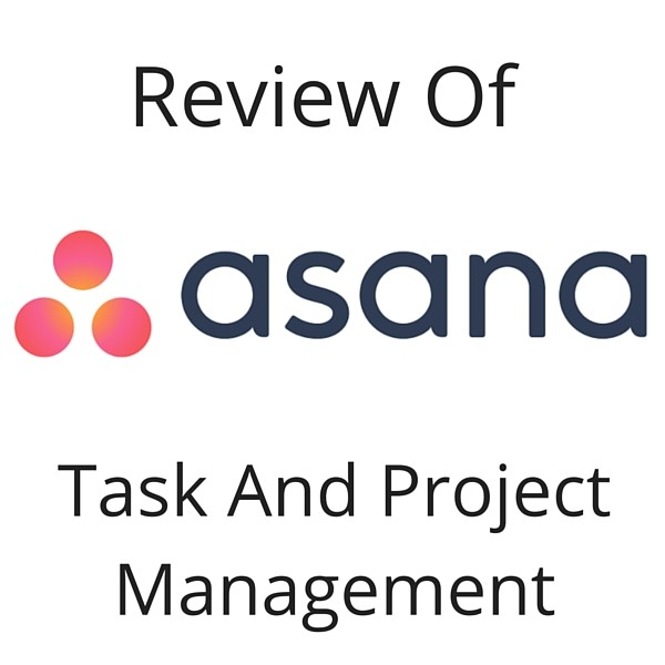 Review Of Asana