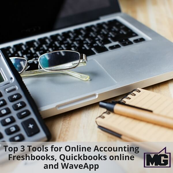 Keep Your Books With an Online Accounting Service