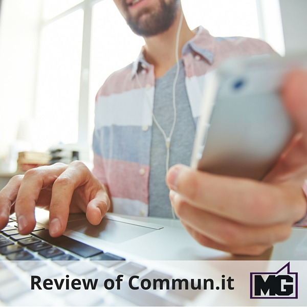 Review of Commun.it 600