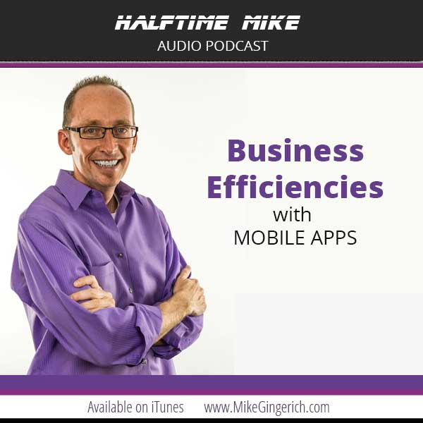 business efficiencies with mobile apps
