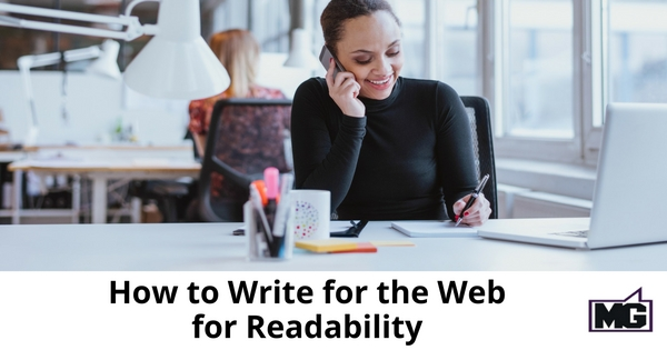 How to Write for the Web for Readability - 315
