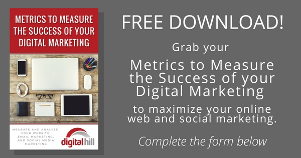 Metrics to Measure the Success of your Digital Marketing