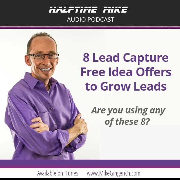 Growing website leads