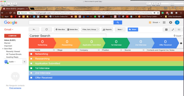 What is Streak for Gmail-3