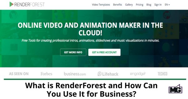 What is RenderForest and How Can You Use It for Business