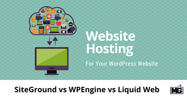 Siteground Vs Wpengine Vs Liquid Web Mike Gingerich