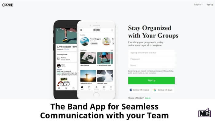 The Band App for Seamless Communication with your Team (1)